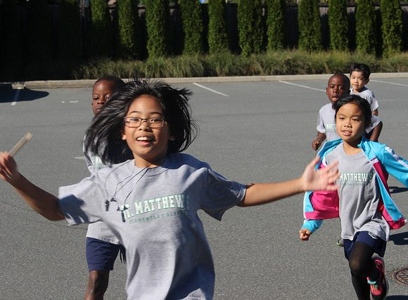 Terry Fox Run 2015