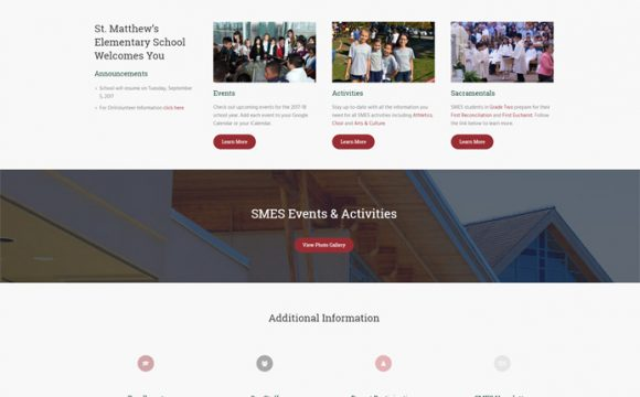 SMES Launches New Website!