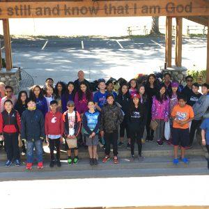 Grade 7 Stillwood Camp September 2017