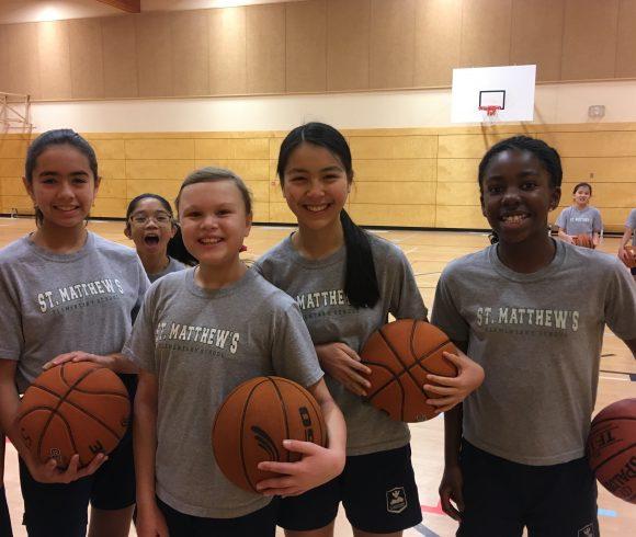 Girls Basketball 2017-2018