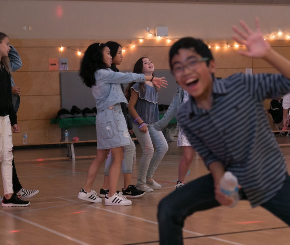 Grade 6 and 7 Seniors Dance June 2018