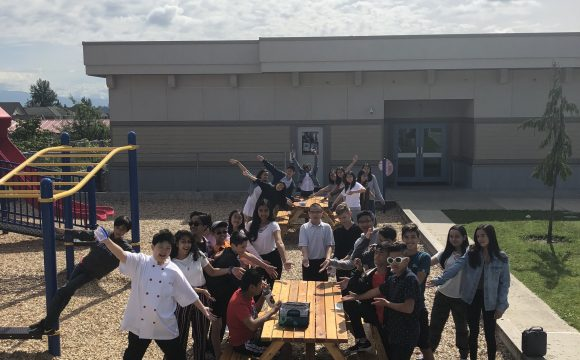Grade 7 Legacy Gift 2018 – Picnic Tables