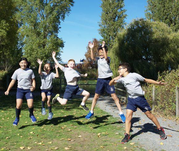 Cross Country – Boundary Bay Tournament September 2018