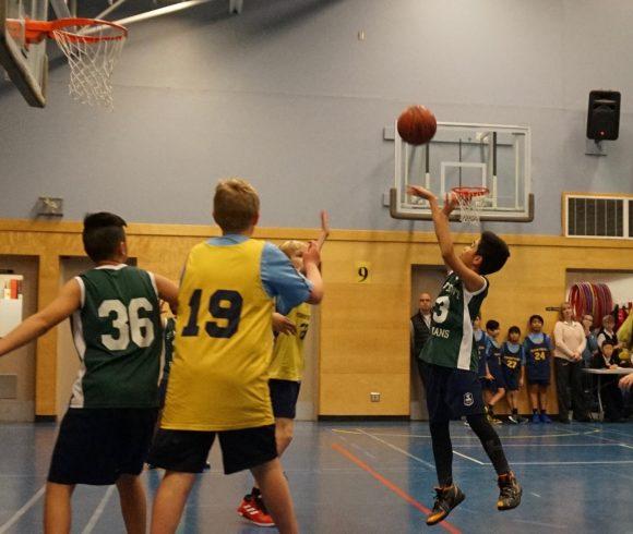 Basketball January 2019