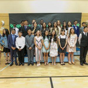 Grade 7 Farewell Celebration June 25, 2019